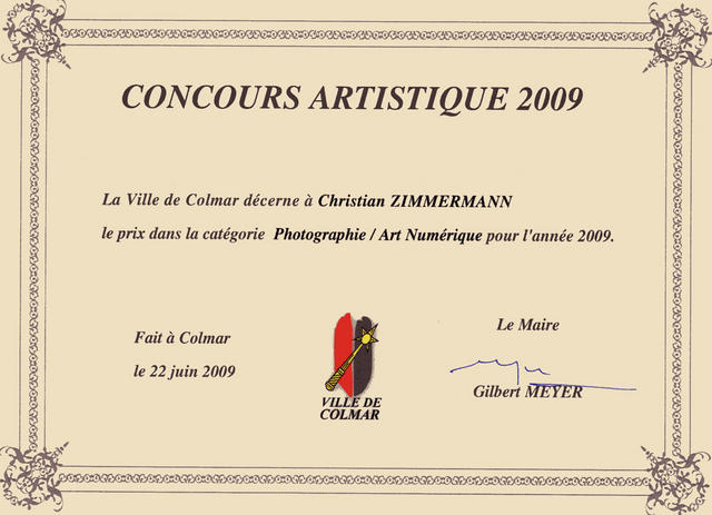 concours artistique de la Ville de Colmar pour promouvoir la création artistique à Colmar